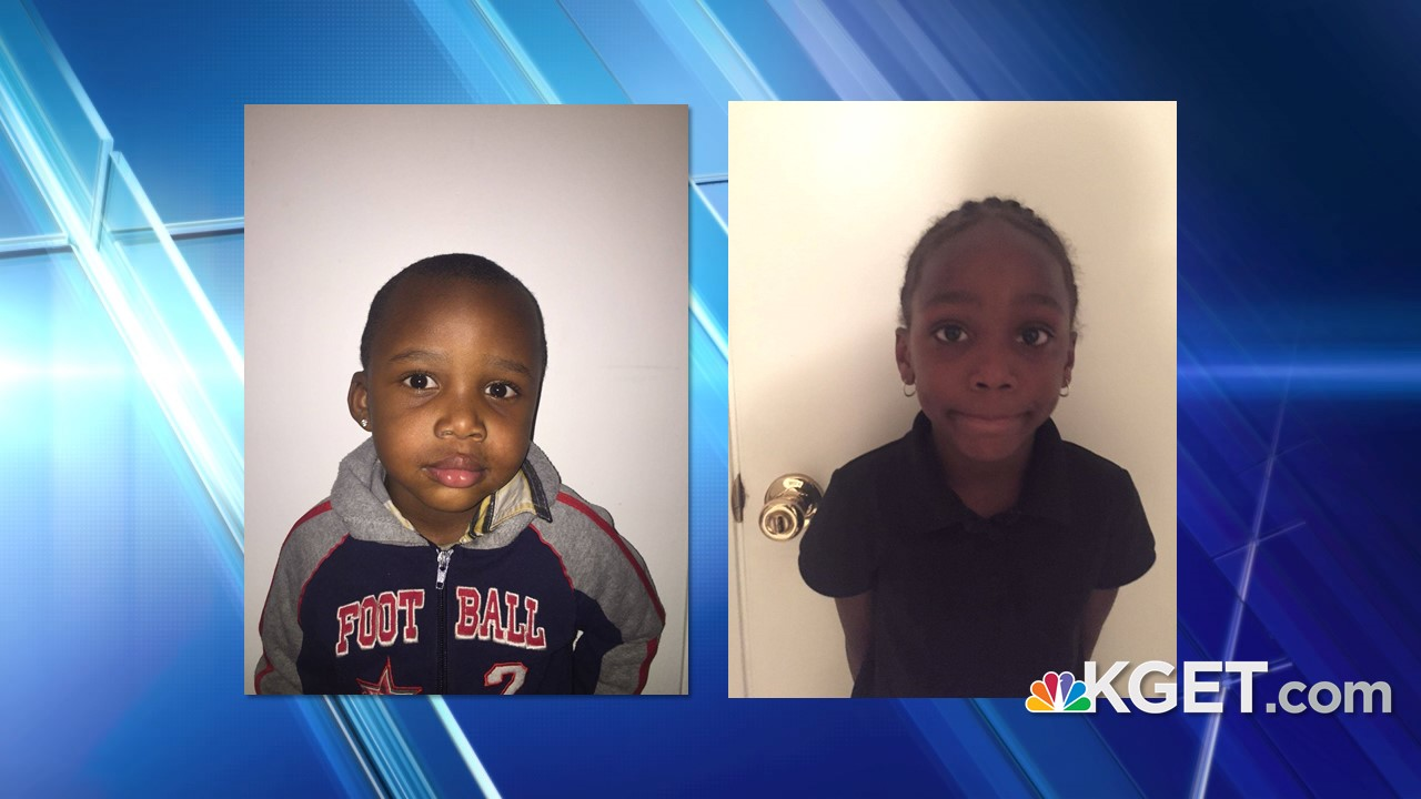 UPDATE: 2 missing Ridgecrest children found, police say
