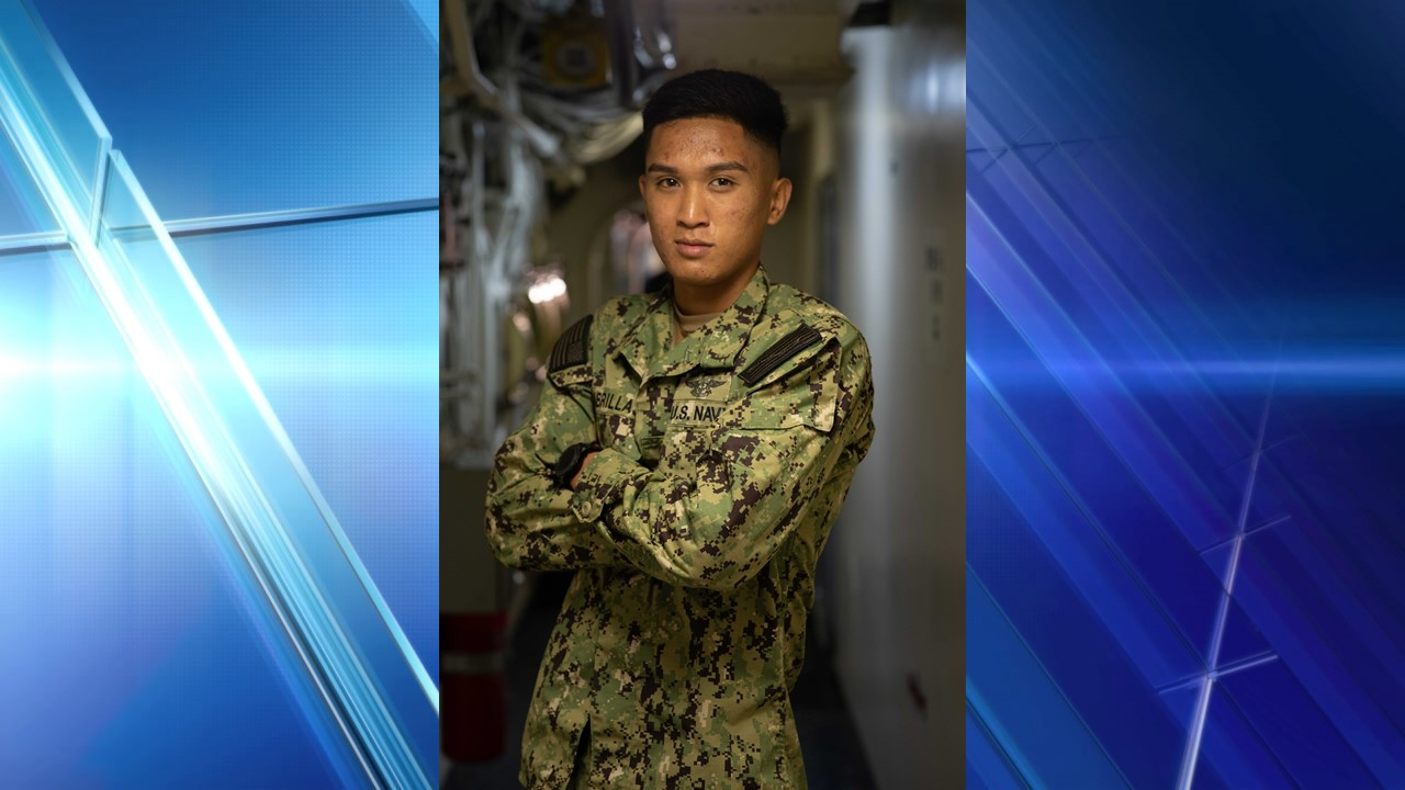 Delano Native takes Marines to the fight aboard U S  Navy