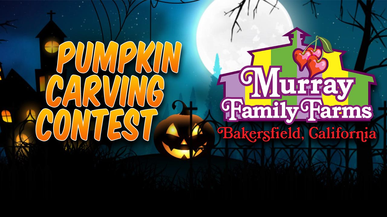 Murray Family Farms 2019 Pumpkin Carving Contest