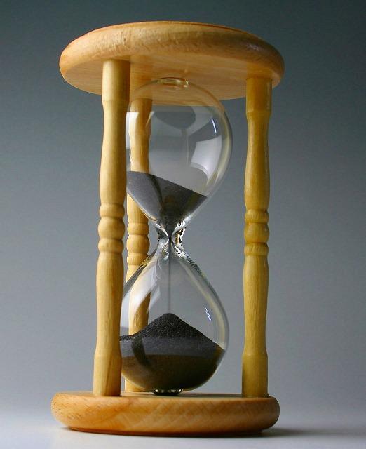 砂時計 - はかりや