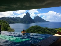 Jade Mountain, St. Lucia | Katherine Gould, Luxury Travel ...