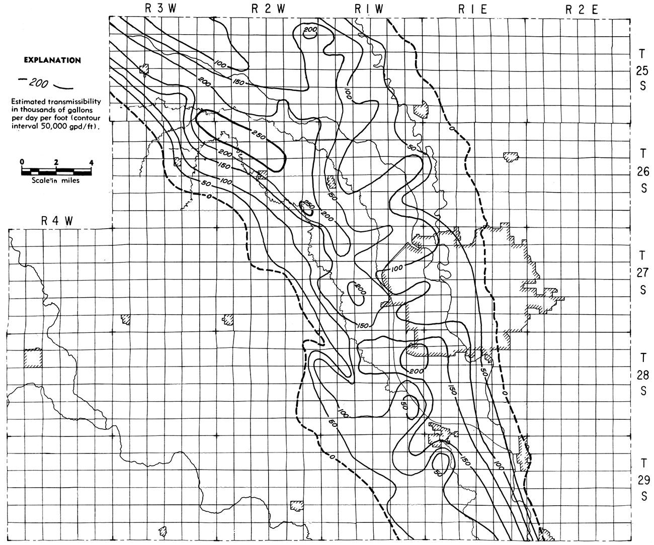KGS--Sedgwick County Geohydrology--Ground-water Areas
