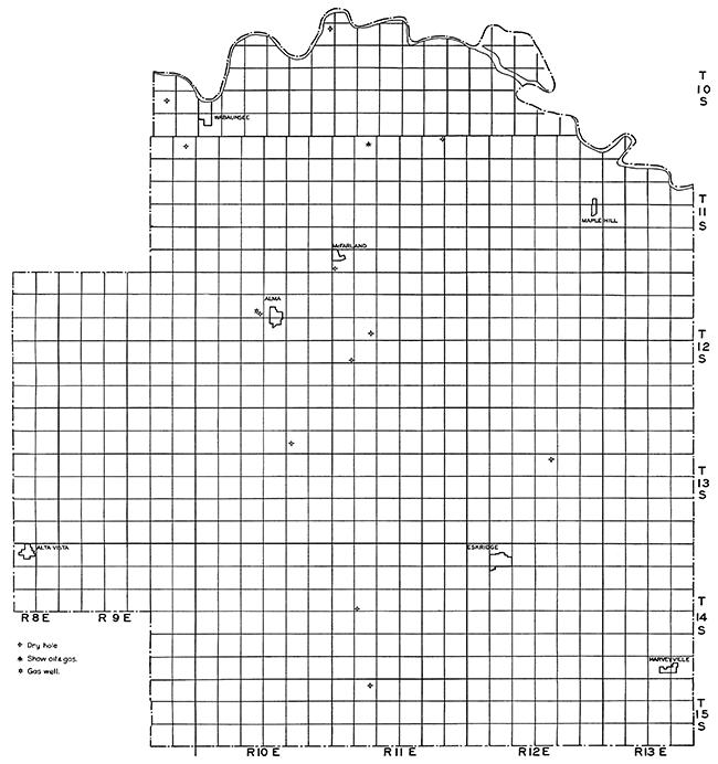 KGS--Northeastern Kansas--County Data