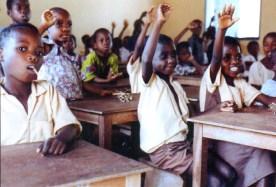 Akoeallah in class