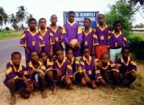KOBLAS football team, mid '90s