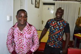 Peter Atsu Doe, and Victor Atsu Gedzah