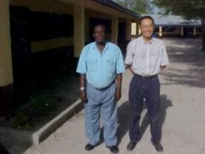 Ken Denutsui and Chi-Yan Shang