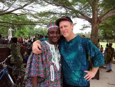 Emmanuel and Robert