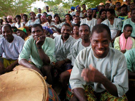 Kopeyia Volunteer Workers Union Cultural Troupe