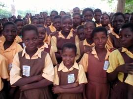 Kopeyia students