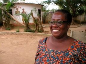 Vida Ahama, longtime teacher at KOBLAS