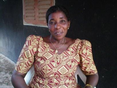 Cecilia Gadotor, former KOBLAS Headmistress