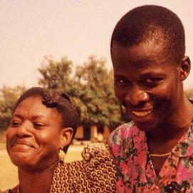 Ms. Stella Kwawukumey and KOBLAS colleague