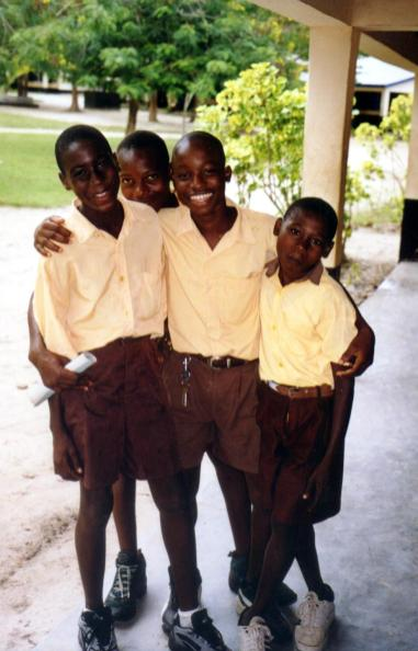 Akoeallah, Yaotse and friends