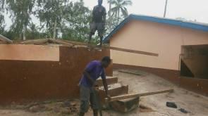 water tank lumber