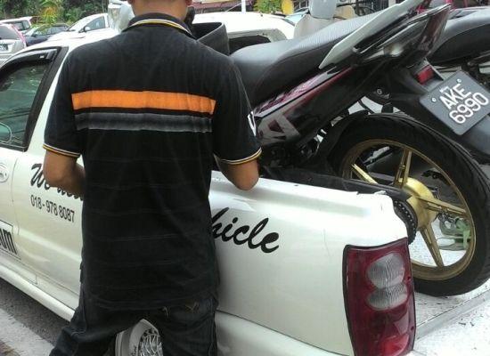 pos motor sarawak