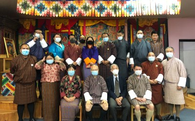 BHUTAN STRUCTURED and MENTORING APPROACH to RESEARCH TRAINING (B-SMART) for FACULTY MEMBERS, KGUMSB