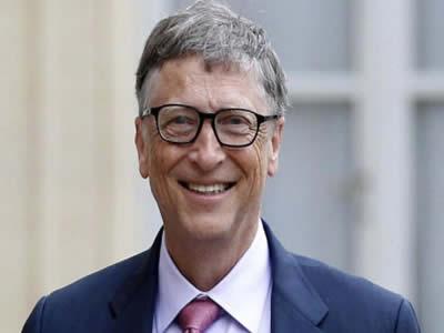 Bill Gates - Top 10 richest people