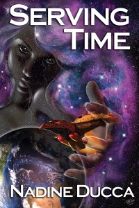SERVING TIME front cover