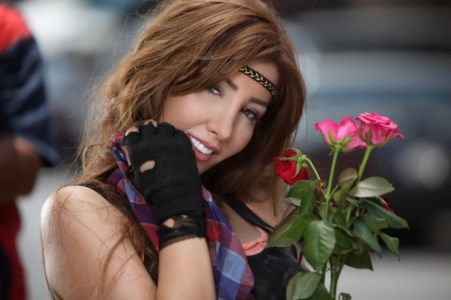 Darine Hadchiti New Video Clip (21)
