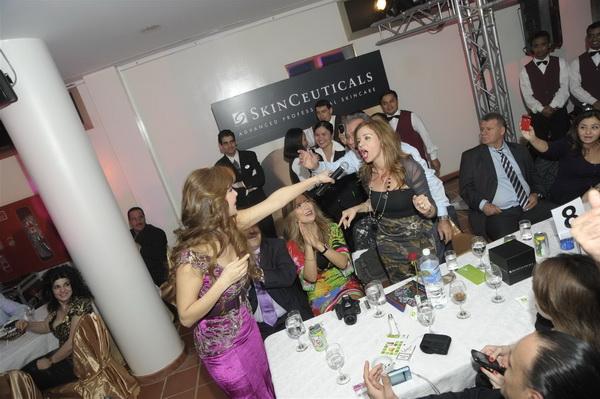 Rola Saad in Performance- 7