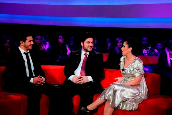 MBC1 Bahlam Beek - Mashael, Melhem Zain and Youssef Arafat