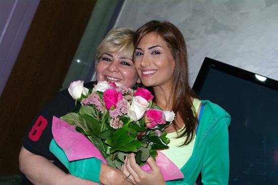 Rouwaida and Anoud khabar