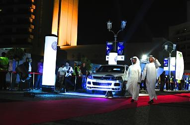 Fayez Al Saeed & Mansour Zayed
