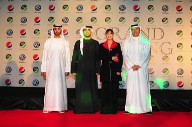 Khaled Al shafi &Hazaa El Raissi & Jannat & Salem El Hendi