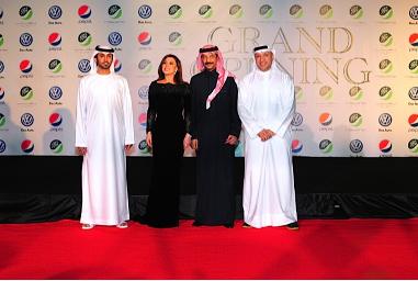 Khaled Al shafi &Najwa Karam & Abadi El Johar & Salem El Hendi