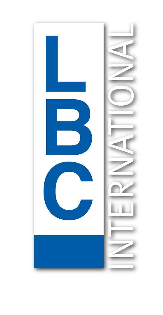 LBC INTERNATIONAL logo