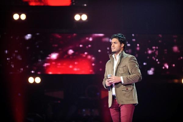 MBC1 & MBC MASR The Voice S2 ep4 - Qarar Saleh Chirine's Team (2)