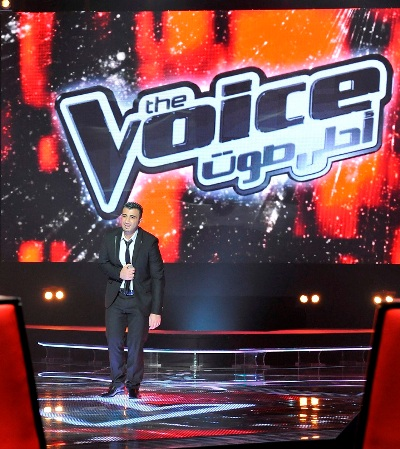 MBC1 & MBC MASR The Voice S2 - episode2 -  Ghazi Khatab- Assi's Team