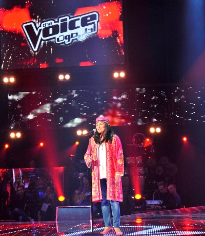 MBC1 & MBC MASR The Voice S2 - episode2 - Rita Movasisian-Kazem's Team