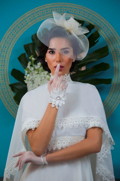 1- Nadine Kadoura -  Wedding Collection 2014
