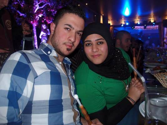 ragheb halawi and lama maouche