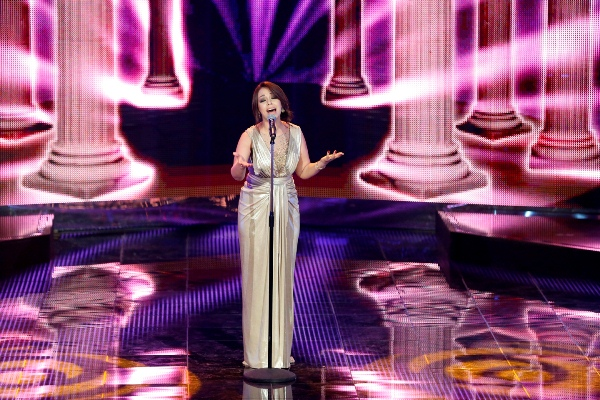 MBC1 & MBC MASR The Voice S2 - Live Round - Live2 - winner Marwa Naji - Saber's Team
