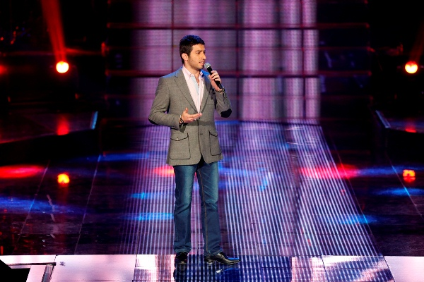 MBC1 & MBC MASR The Voice S2 - Live Round - Live2 - winner Simor Jalal - Saber's Team