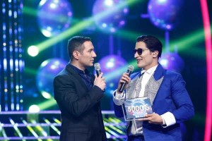 MBC4 & MBC MASR- Your Face Sounds Familiar- Live 1 Winner Wael Mansour (2)