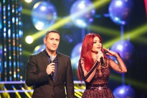 MBC4 & MBC MASR- Your Face Sounds Familiar- Tony Abou Jaoude and Haifa