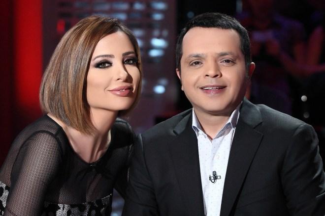MBC1 Al Hokom - Wafaa Al Kilani & Mohamed Hneidi