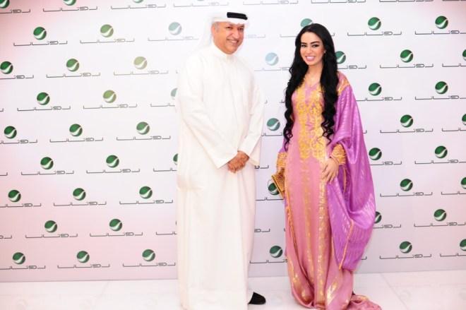 Mr Salem El Hindi & Aryam
