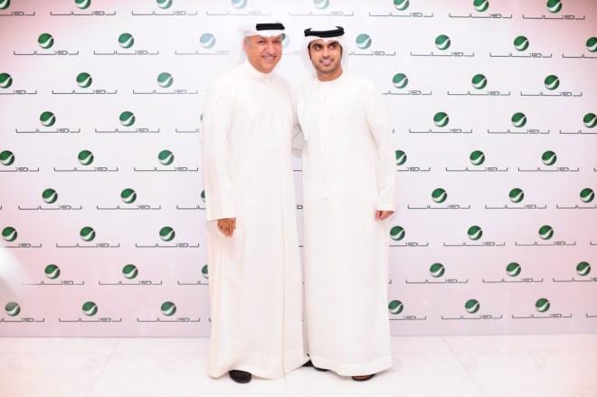 Mr Salem El Hindi & Hazaa Al Ra'issi