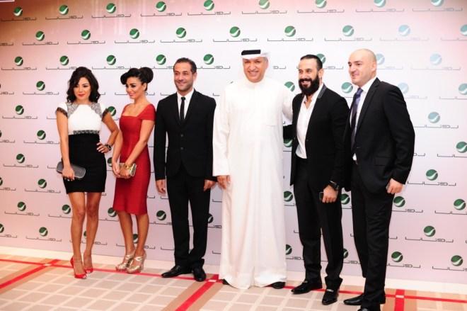 Mr Salem,Mohab Charafli,Qusai,AbdelMen'em,Dima&Lana AlJundi