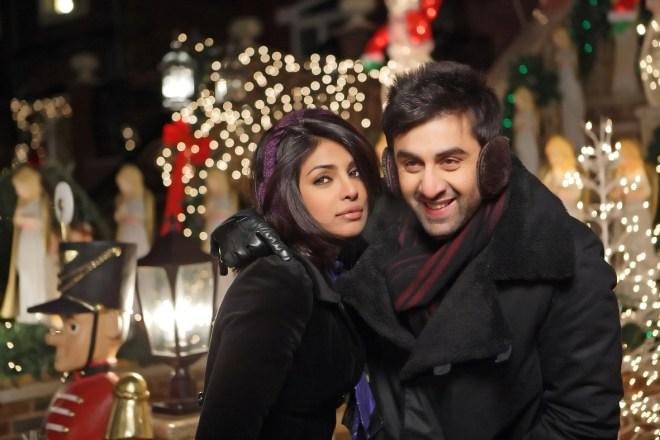 (9) MBC Bollywood- Anjaana Anjaani with Priyanka Chopra & Ranbir Kapoor