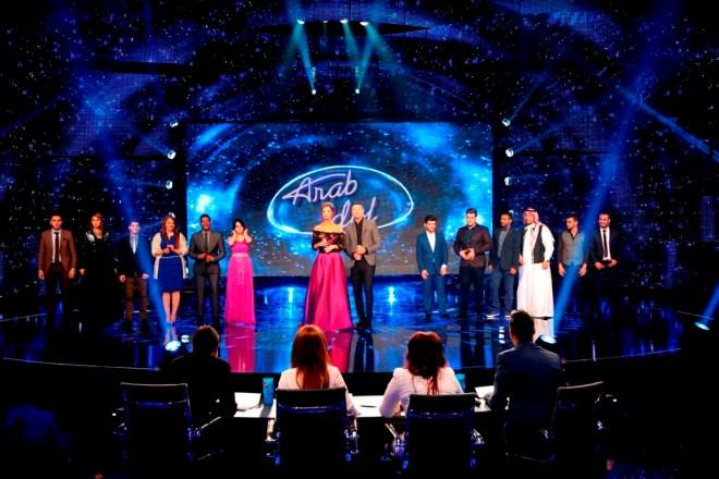 MBC1 & MBC MASR Arab Idol S3 - Live Round - 12 contestants (4)