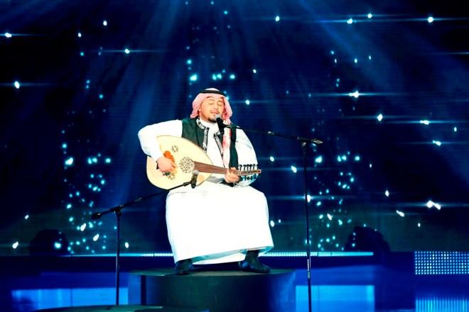 MBC1 & MBC MASR Arab Idol S3 - Live Round - Majed Al Madani (2)