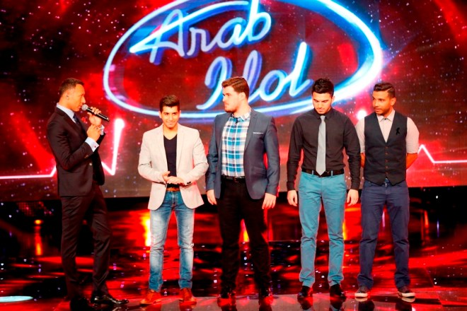 MBC1 & MBC MASR Arab Idol S3 - Live Round -  Results episode - Group Results  (3)