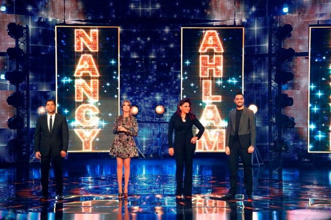 MBC1 & MBC MASR Arab Idol S3 - Live Round -  Results episode - Jury Entrance (3)