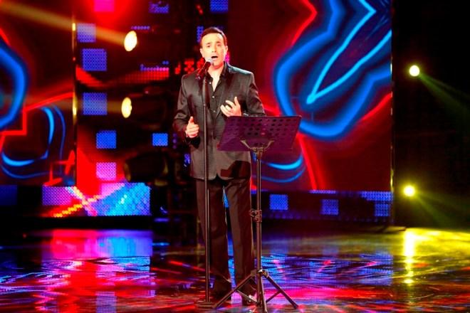 MBC1 & MBC MASR Arab Idol S3 - Live Round -  Results episode- Saber Rubai (6)